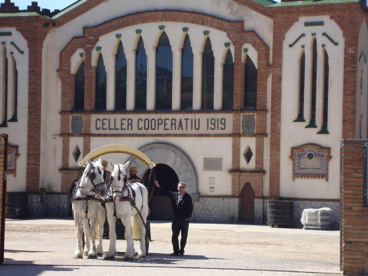 Falset Marçà estrena ruta por las viñas