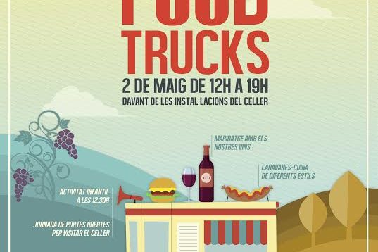 Food trucks al Celler Masroig