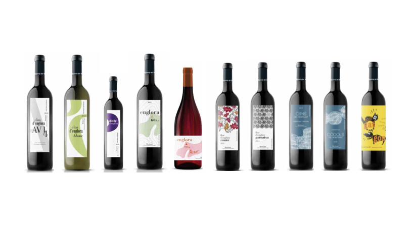 Nuevos vinos e imagen de Baronia del Montsant