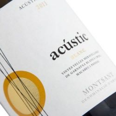 Acústic Blanc, vino de la semana de Jancis Robinson