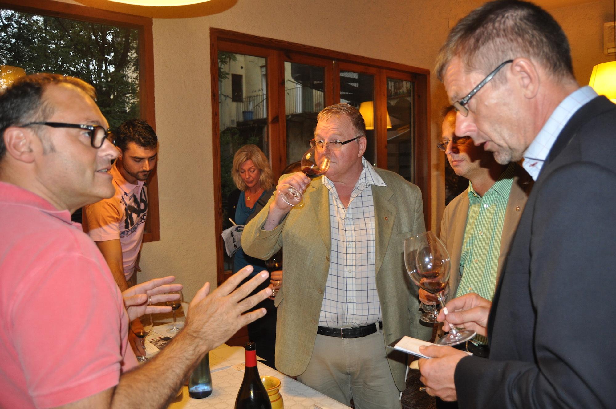 Tret de sortida a l'any Priorat-Montsant