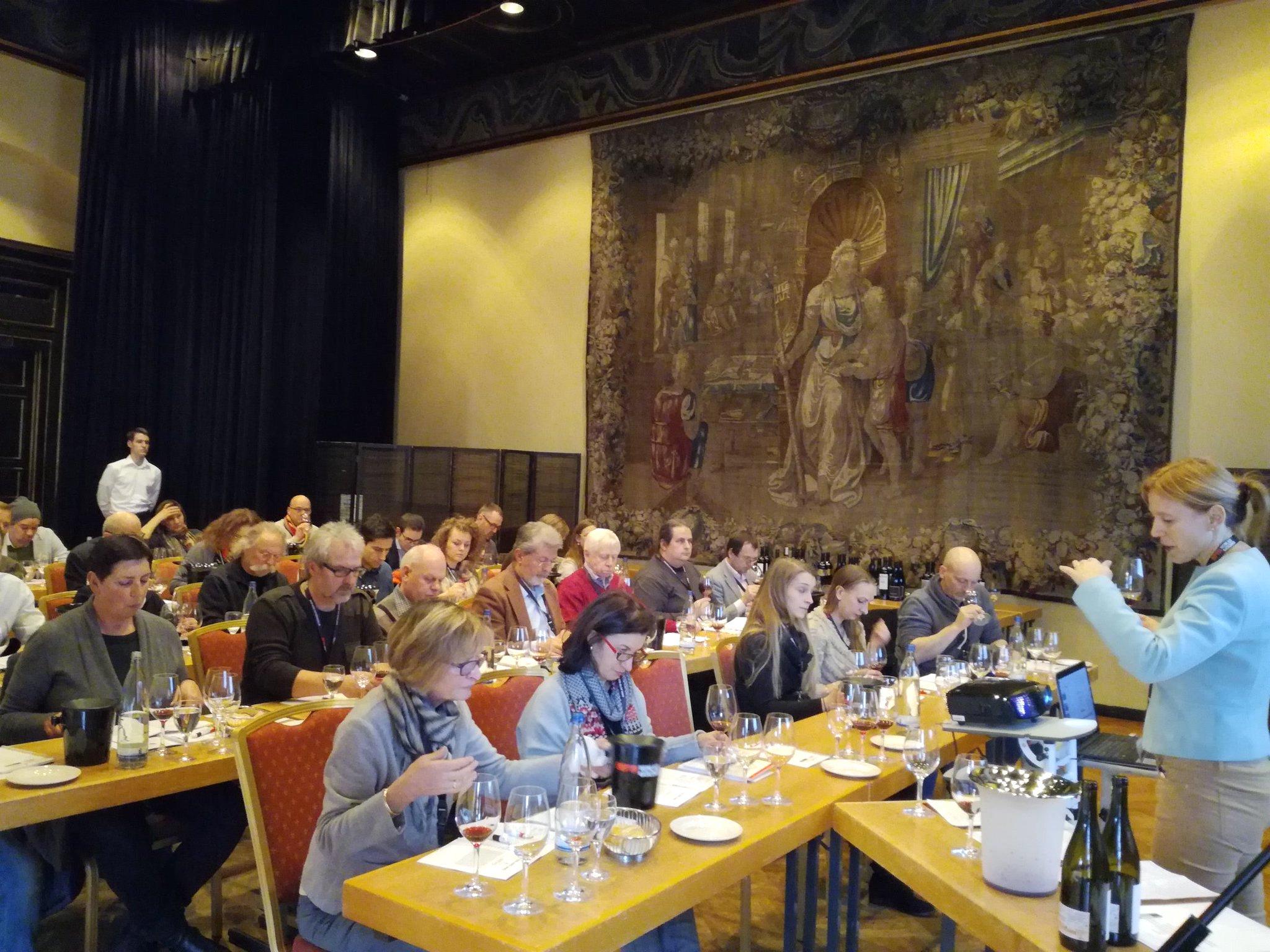 El showroom en Múnich reúne 15 bodegas y unos 80 profesionales