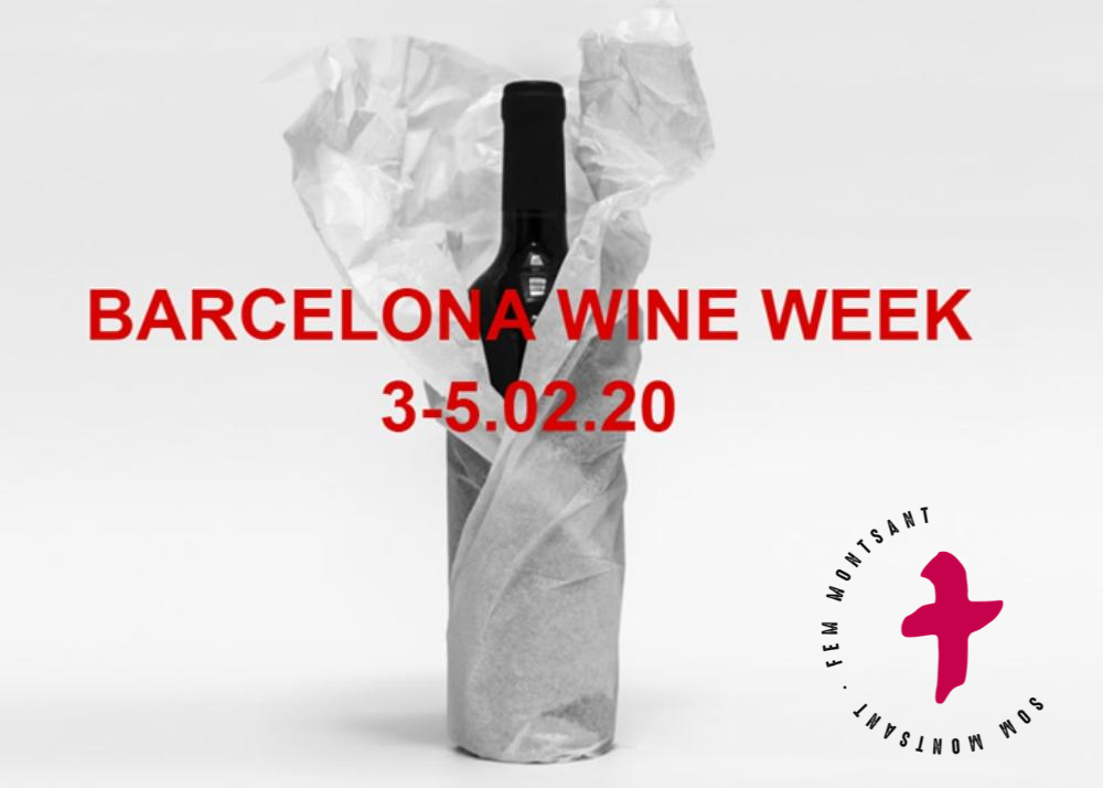 23 CELLERS DE LA DO MONTSANT PARTICIPEN  A LA BARCELONA WINE WEEK